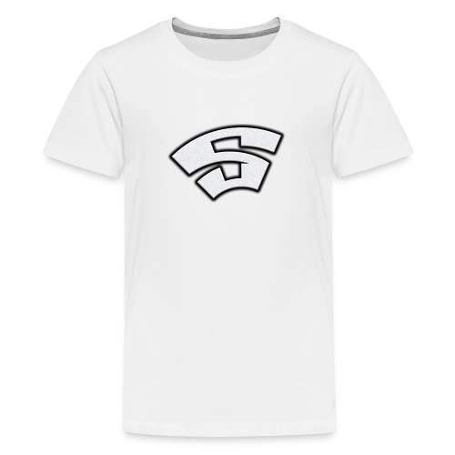 Sparcode Official T-Shirts - Teenage Premium T-Shirt