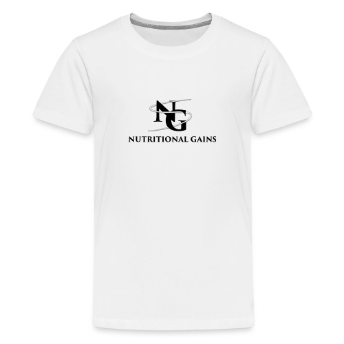 N-Gains-A - Teenage Premium T-Shirt