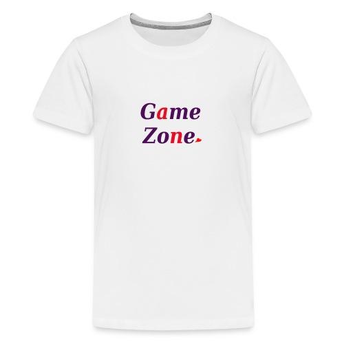 Game Boy - Teenager Premium T-Shirt