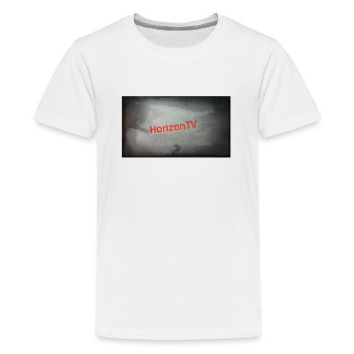 Bögre 01 (HorizonTV) - Teenage Premium T-Shirt