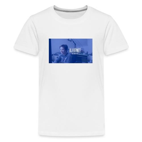 banner 3 jpg - Teenager Premium T-shirt