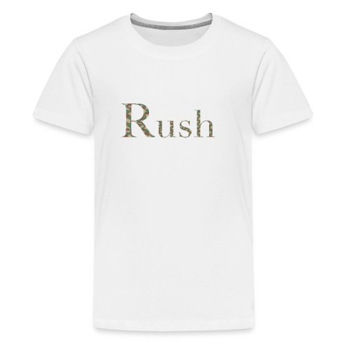 Rush - Teenager Premium T-Shirt