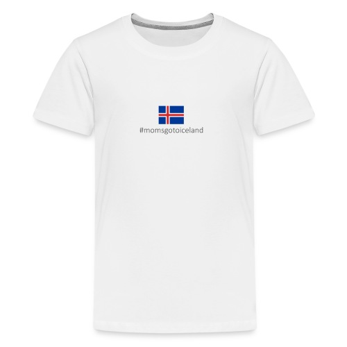 Iceland - Teenage Premium T-Shirt