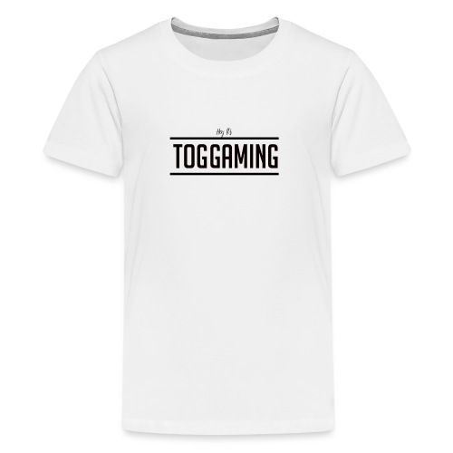 Hey It's TOG - Teenage Premium T-Shirt