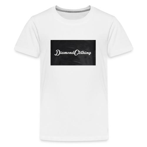 Diamond Clothing Original - Teenage Premium T-Shirt