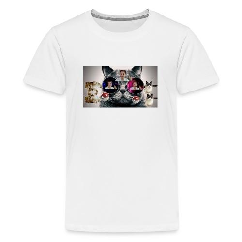 cats - Teenage Premium T-Shirt