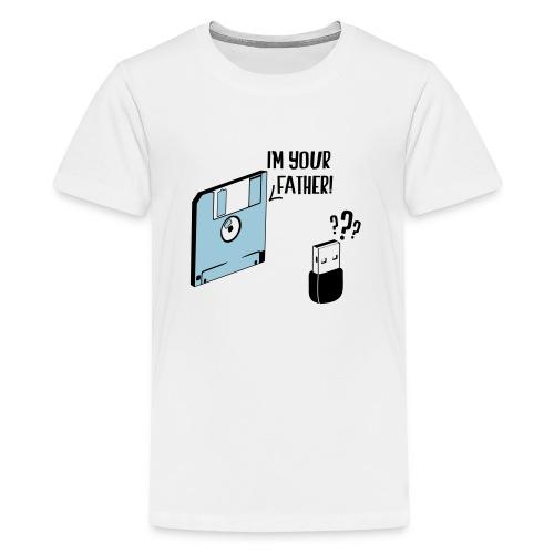 I'm your father - T-shirt Premium Ado