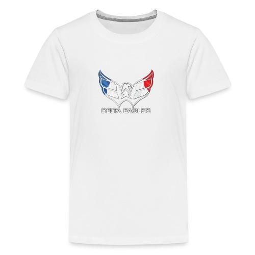POLO ZALKYIA - T-shirt Premium Ado