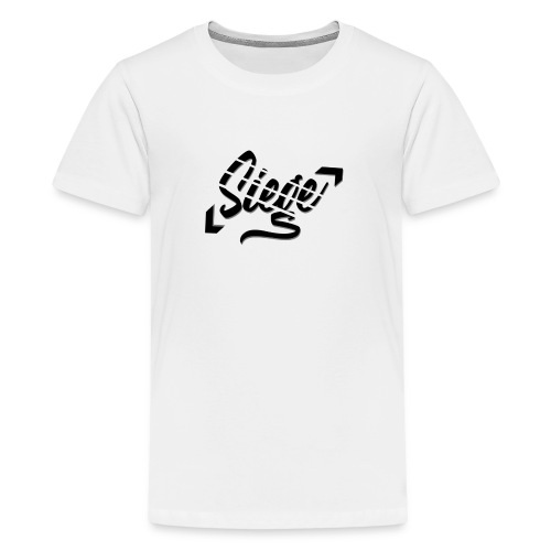 Siege - Logo - Teenager Premium T-shirt