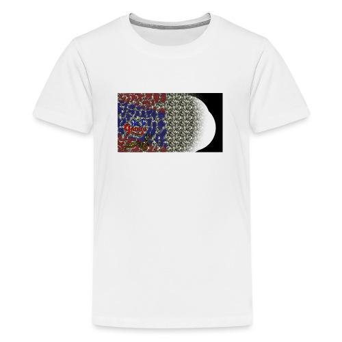 esefsesa png - Teenager Premium T-shirt