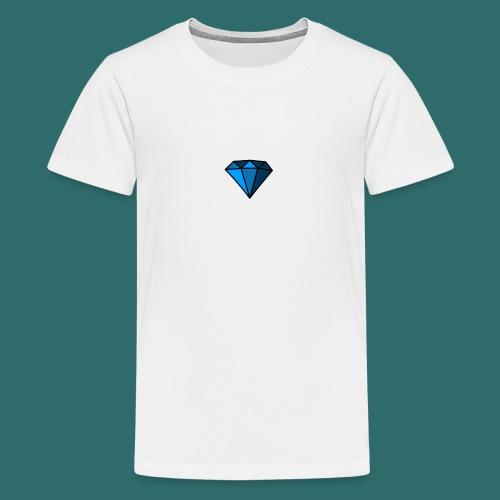 Blue Diamond - Maglietta Premium per ragazzi