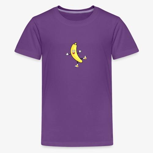 Banana - Teenage Premium T-Shirt