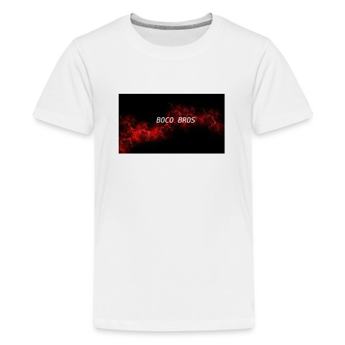THE NEW LOGO - Teenage Premium T-Shirt
