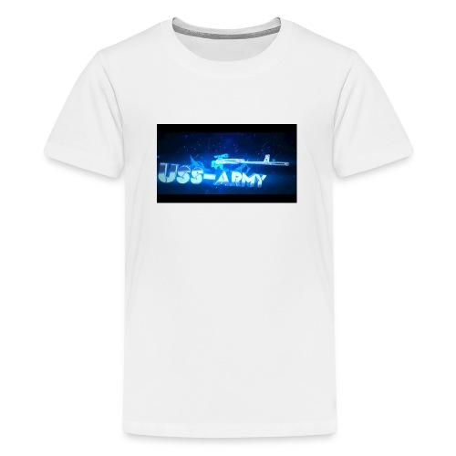 USS-ARMY - Teenager Premium T-Shirt