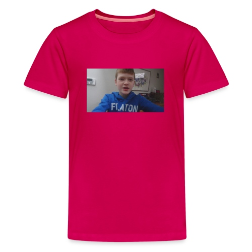 roel t-shirt - Teenager Premium T-shirt