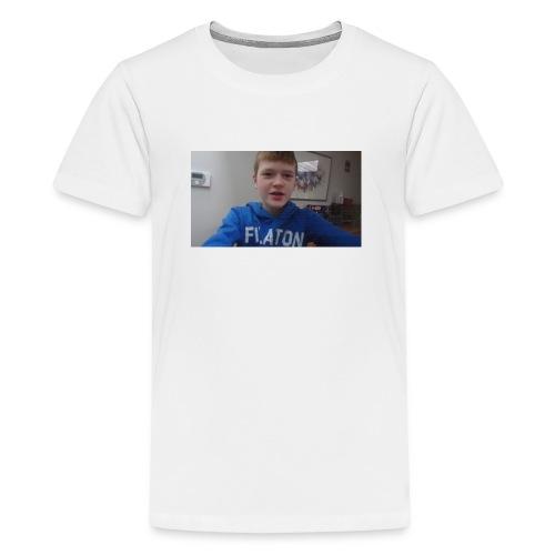 roels t-shirtje - Teenager Premium T-shirt