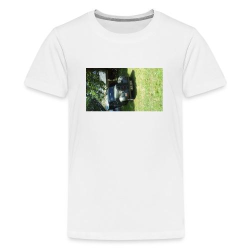 Car design - Teenage Premium T-Shirt