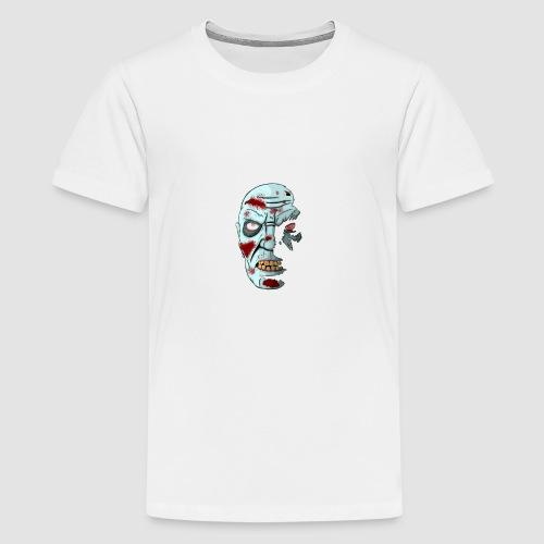 Shadow Zombie - Teenage Premium T-Shirt