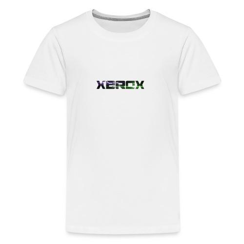 Xerox Name Merch - Teenage Premium T-Shirt