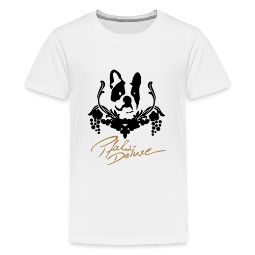 Pfalz Deluxe French Bulldog - Teenager Premium T-Shirt