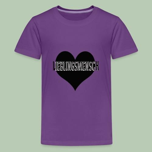 Liebling - Teenager Premium T-Shirt