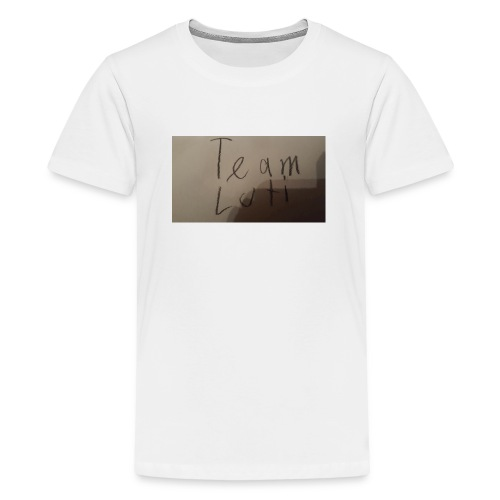 Team Luti - Teenager Premium T-Shirt