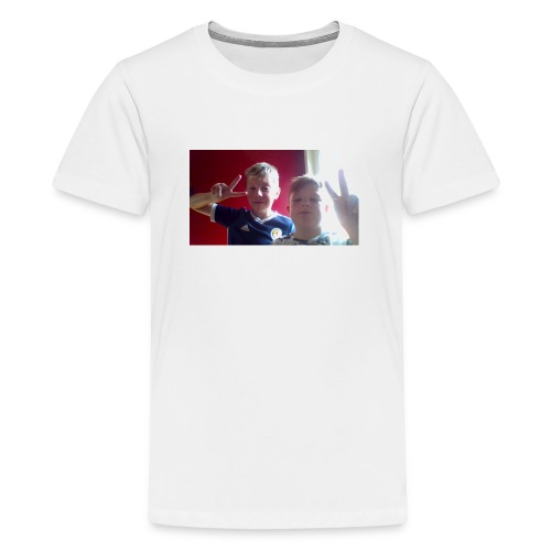 DABROS - Teenage Premium T-Shirt