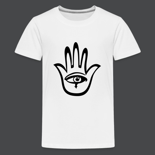 hamsa - Teenager Premium T-Shirt