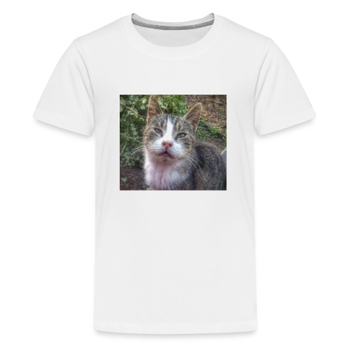 Katze Max - Teenager Premium T-Shirt