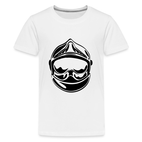 casque_face_2 - T-shirt Premium Ado
