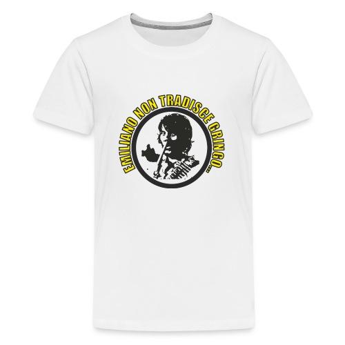 Emiliano.png - Maglietta Premium per ragazzi