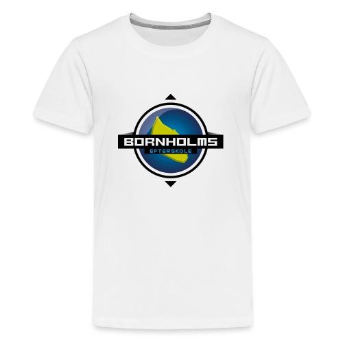 BORNHOLMS_EFTERSKOLE - Teenager premium T-shirt