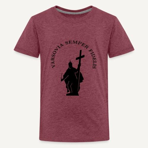 varsoviasf - Koszulka młodzieżowa Premium
