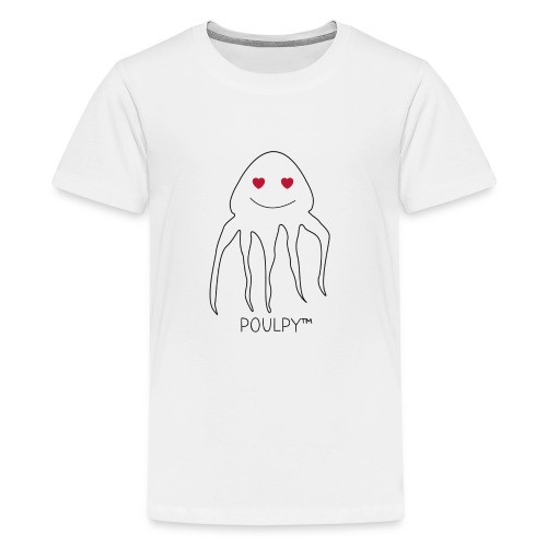 Poulpy Lovely - T-shirt Premium Ado