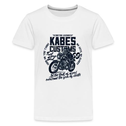 Fuel your Soul - Teenage Premium T-Shirt