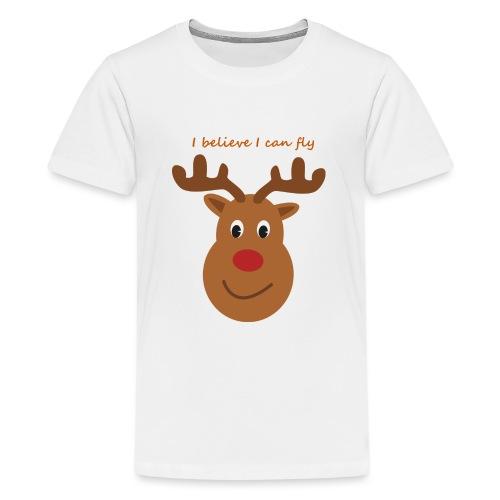 Isles of Rudolph - Teenage Premium T-Shirt