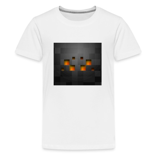 IMG Face - Teenager Premium T-Shirt