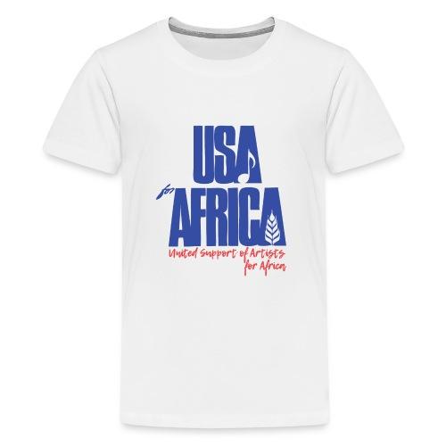 USA 4 africa - T-shirt Premium Ado