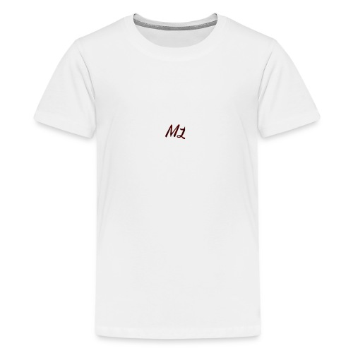 ML merch - Teenage Premium T-Shirt