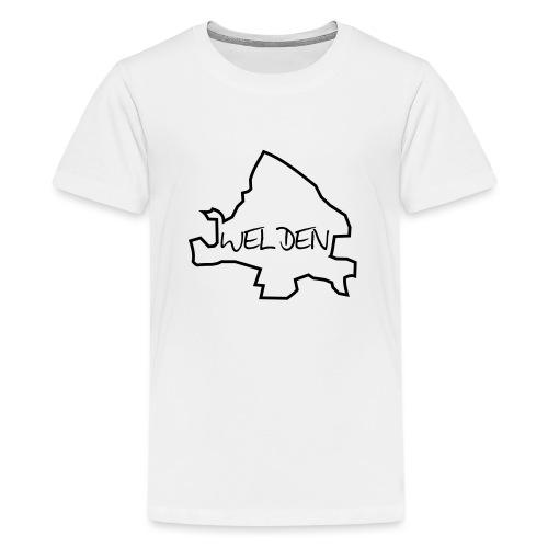 Welden-Area - Teenager Premium T-Shirt
