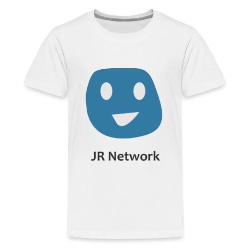 JR Network - Teenage Premium T-Shirt