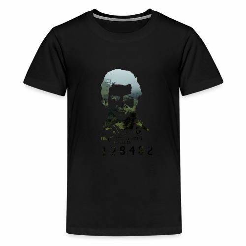 Pablo Escobar - Regenwald in Kolumbien - Teenager Premium T-Shirt
