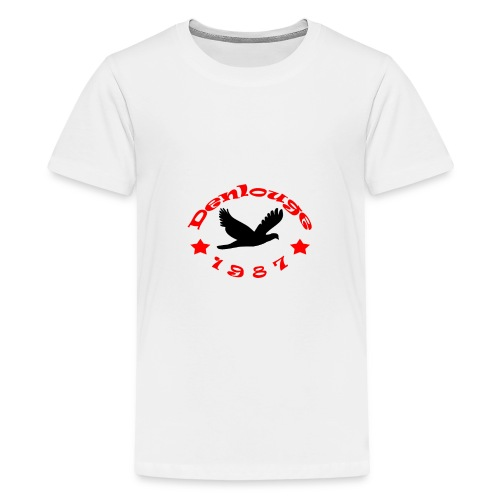 Denlouge 1987 - Teenager Premium T-Shirt