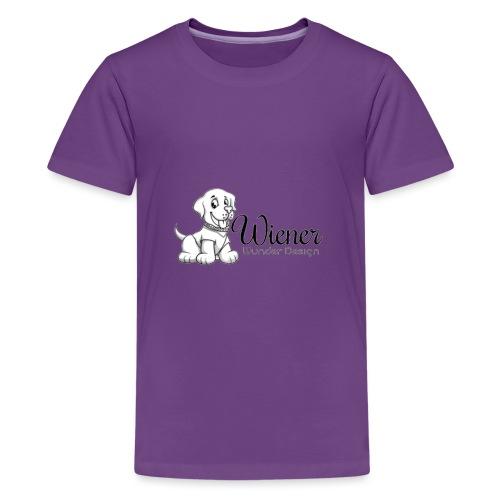 Wiener Wunder Hund - Teenager Premium T-Shirt