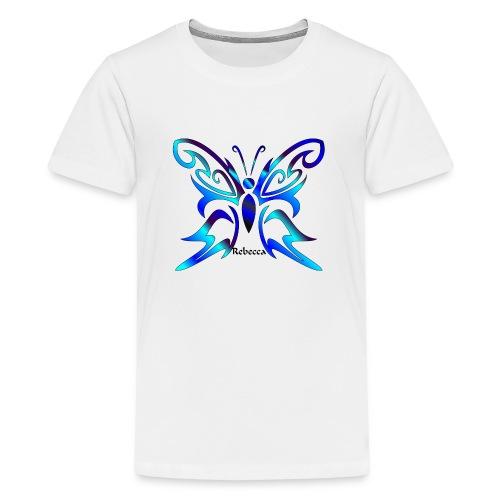 Rebecca Tribal - Teenager Premium T-Shirt
