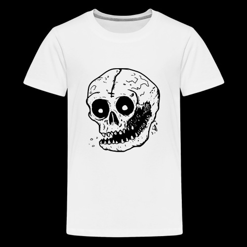 Death Crush - Premium-T-shirt tonåring