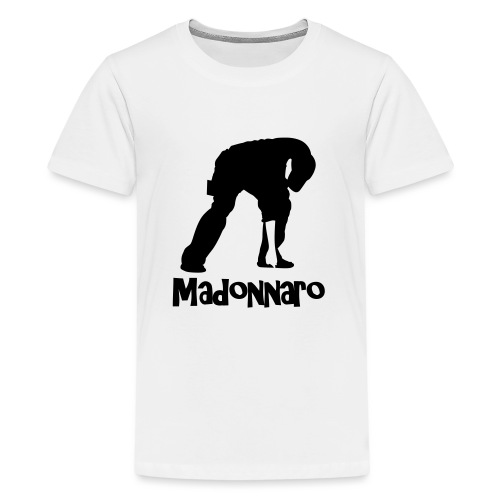 simpler version for logo - Teenage Premium T-Shirt