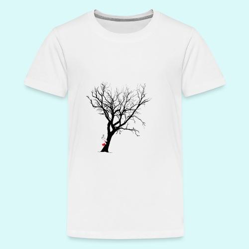 clown arbre - T-shirt Premium Ado