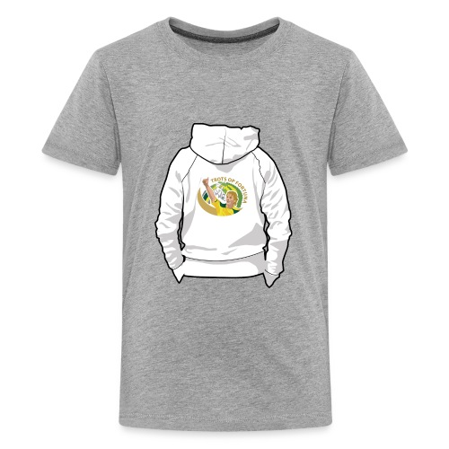 hoodyback - Teenager Premium T-shirt