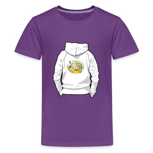 hoodyback - Teenager Premium T-shirt